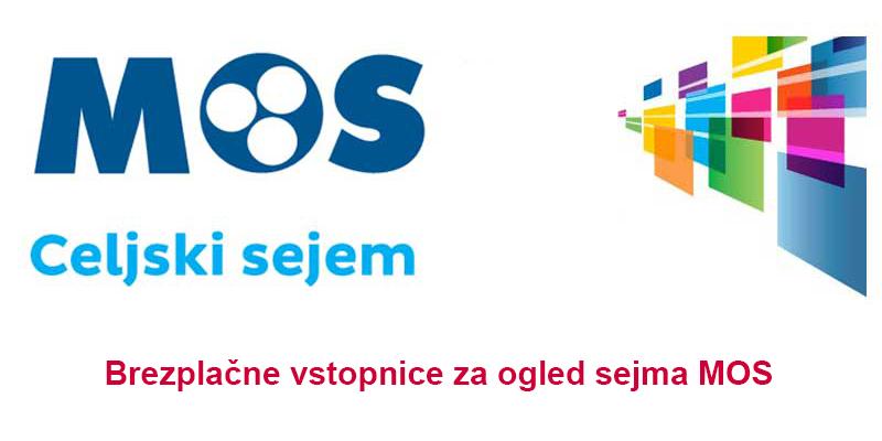 Brezplačne vstopnice za ogled sejma MOS – prvi dan (11.9.2018)