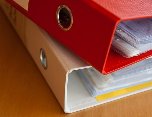 Hramba in arhiviranje poslovne dokumentacije