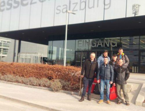Avtozum Salzburg – naši avtoserviserji so si ogledali sejem