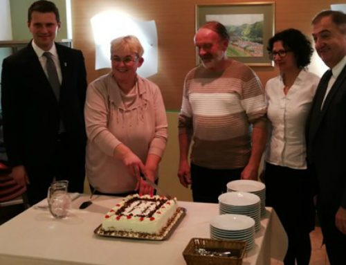 Udeležba na praznovanju 17.-obletnice delovanja Term Snovik